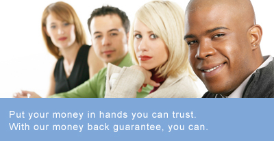 credit repair money back guarantee